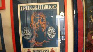 13th Floor Elevators Vulcan Gas Company Poster - Gilbert Shelton, Winnie the Pooh