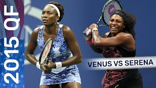 Serena williams was seeking the calendar-year grand slam at 2015 us open, and stood three wins away from accomplishing that historic feat when she took t...