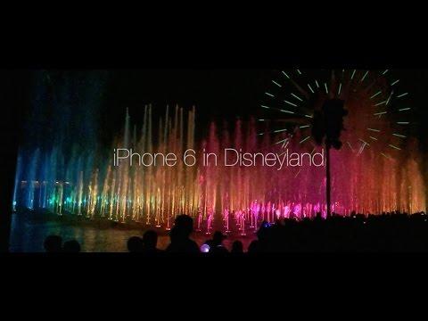 Disneyland at 240fps || iPhone 6