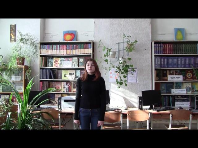 Изображение предпросмотра прочтения – СофияКотельникова читает произведение «Лиличка! (Вместо письма)» В.В.Маяковского