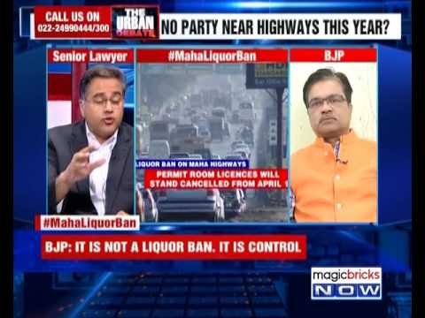 Now, no party near highways in Maharashtra – The Urban Debate