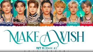 Download Lagu NCT U - 'MAKE A WISH (Birthday Song)' Lyrics [Color Coded_Han_Rom_Eng] mp3