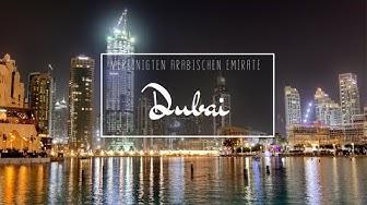 DUBAI •  Kurztrip in die Vereinigten Arabischen Emirate