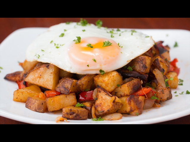 Image result for One-Pan Breakfast Potatoes