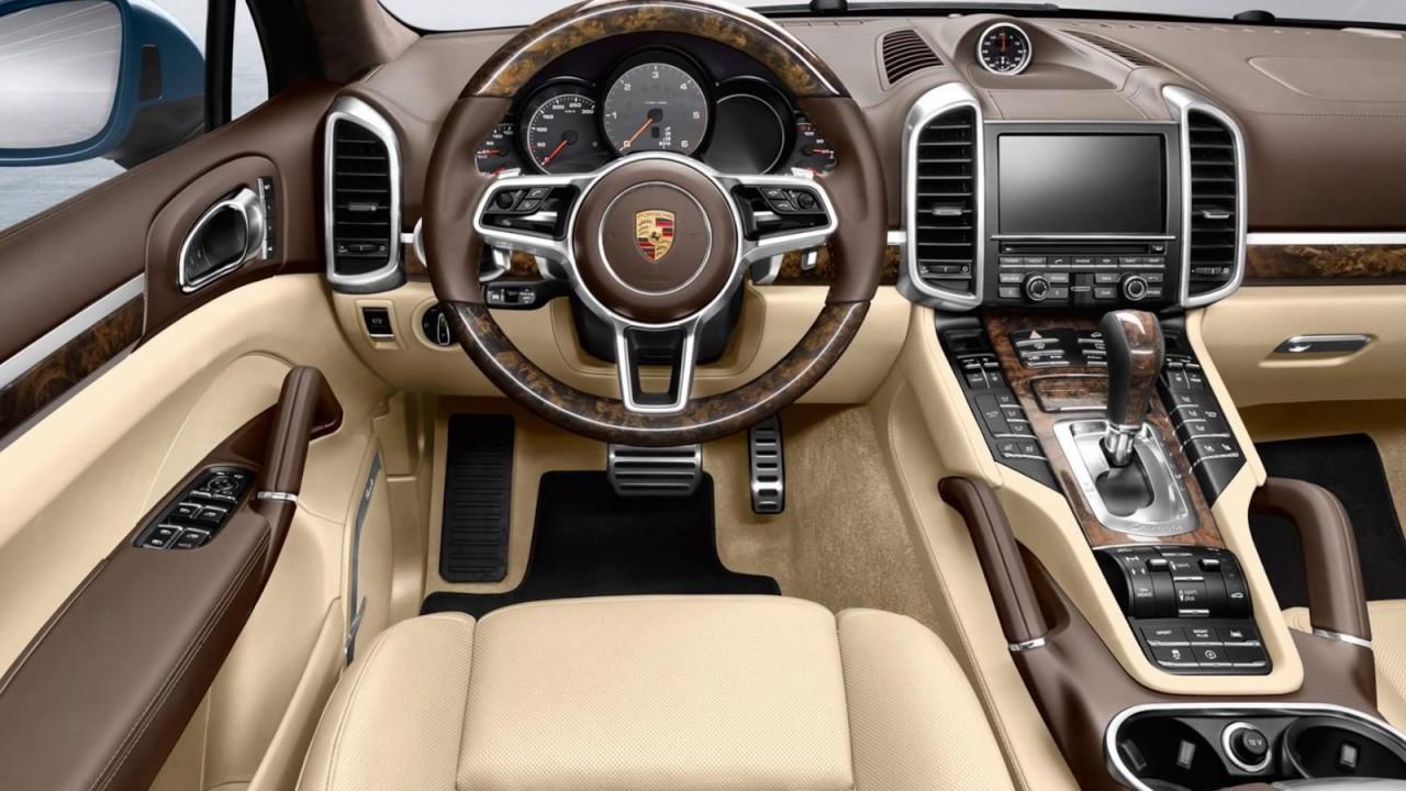 2017 Porsche Cayenne Sel Auto Express