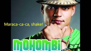 mohombi-maraca lyrics