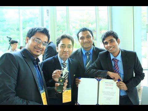 প্রাসঙ্গিক - CHANNEL 24 : Champions of World Asian Case Competition-2015