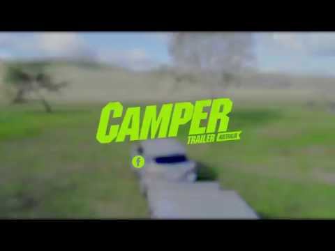 Camper Trailer Australia Magazine Review -  Bluewater Lachlan