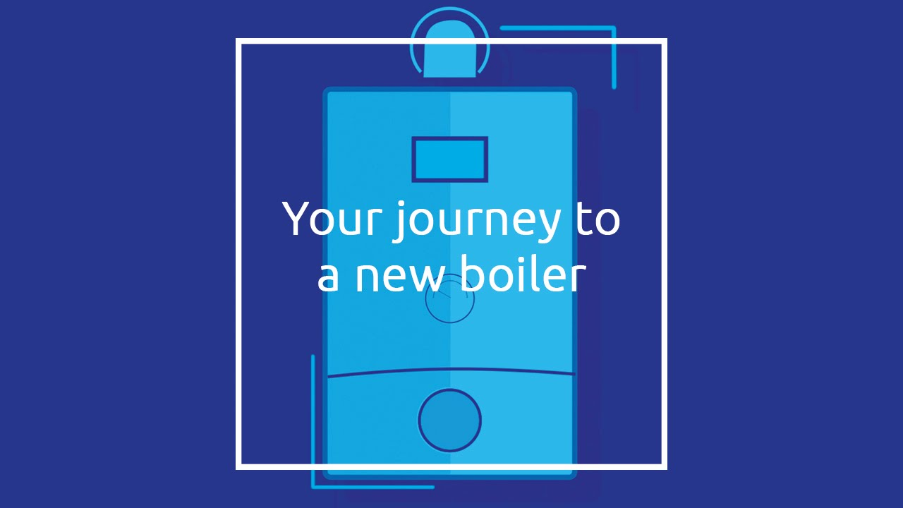 The Journey to a New Boiler from Help Link - YouTube