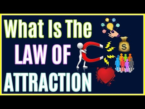 LAW OF ATTRACTION SERIES | WHAT IS THE LAW OF ATTRACTION | MY EXPERIENCE | 2017