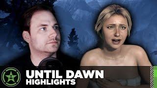 Until Dawn - Highlights