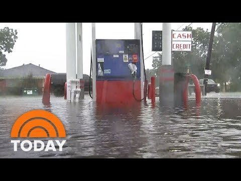 How Hurricane Harvey May Affect Your Gas Prices | TODAY