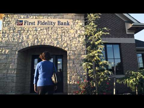Welcome to First Fidelity Bank - Employee Training Video 2013