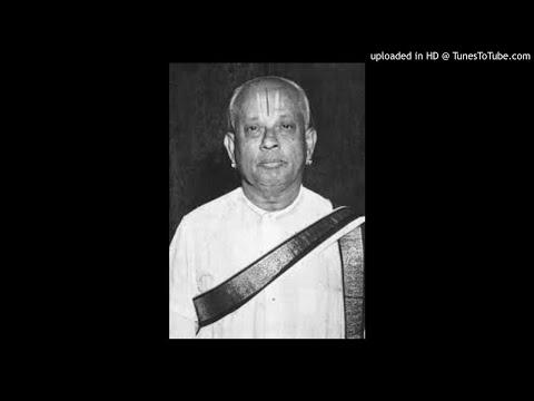 karuNA samudra nanu - Devagandhari - Thyagaraja - Ariyakudi Ramanuja Iyengar
