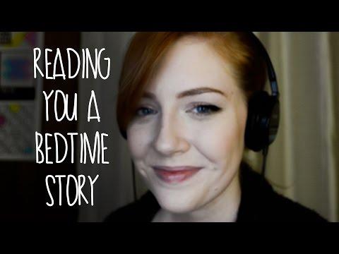ASMR Bedtime Story | Paper Sounds | Reading