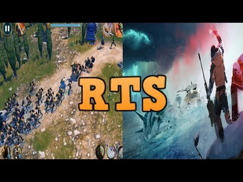 Top 10 Best RTS(Real Time Strategy) Games For Android 2016