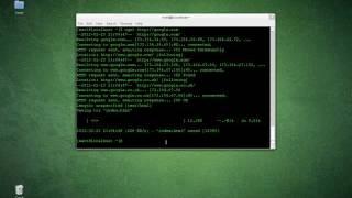 Gambar cover Basic terminal commands (Linux/Mac/Apple TV etc)