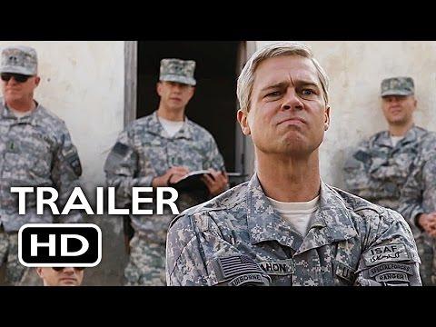 War Machine Official Full online #3 (2017) Brad Pitt Netflix Comedy Movie HD