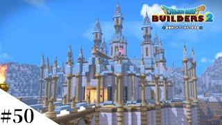 【ドラクエビルダーズ2】お城の裏側を作っていくよ part50【DQB2】