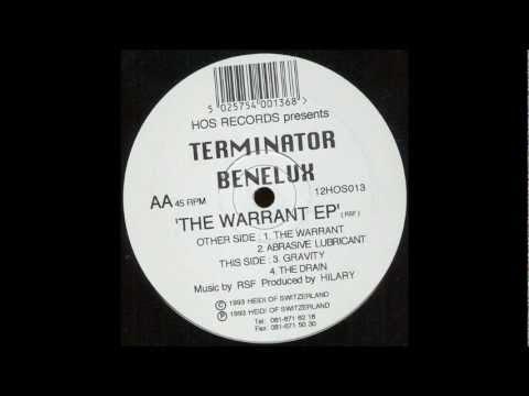 Terminator Benelux - The Warrant (1993)