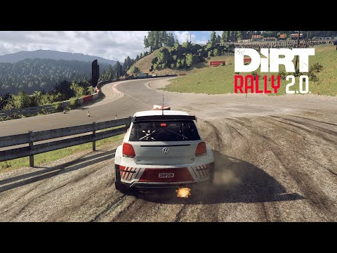 RX S1600 Vw Polo Hell Norway ''DiRT Rally 2.0''