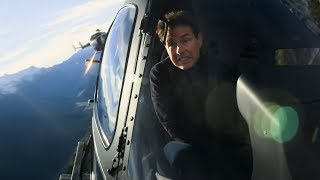 'Mission: Impossible - Fallout' Stunt Coordinators Break Down Helicopter Chase Scene
