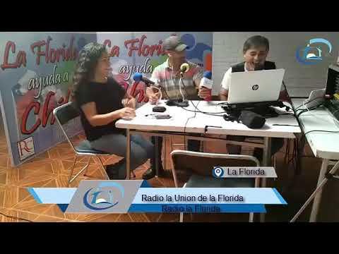 Radio la unión de la Florida y Radio la Florida (Gracias por la invitación)