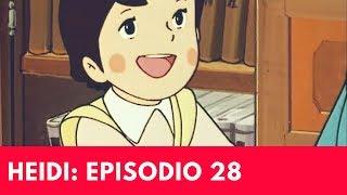 Heidi: Episodio 28- Una excursión al bosque