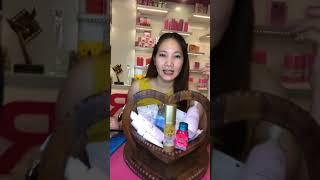 Showroom Charme Cao Minh Đạt - Trúc Trương chia sẽ sản phẩm Chống lão hoa da