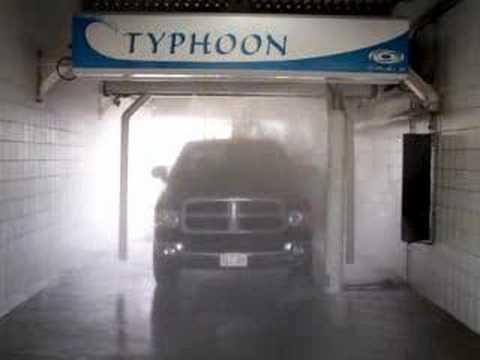 Typhoon Car Wash