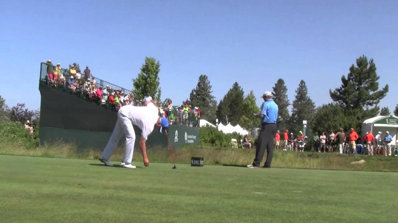 Stephen Curry tied for 8th at Tahoe celebrity golf tourney