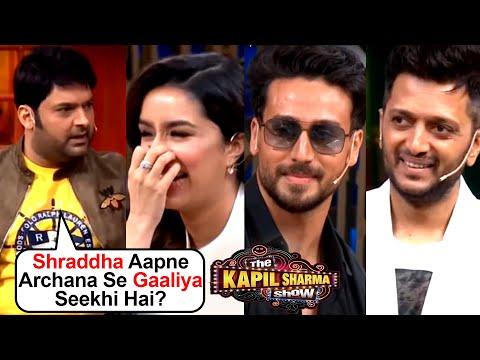 Kapil Sharma Makes FUN Of Tiger Shroff, Riteish Deshmukh & Shraddha Kapoor | Baaghi 3