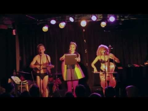 Annaleigh Ashford and The Skivvies - One Hand In My Pocket