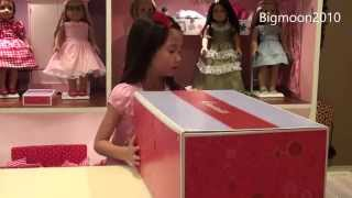 American Girl Gymnastics Outfit And Set