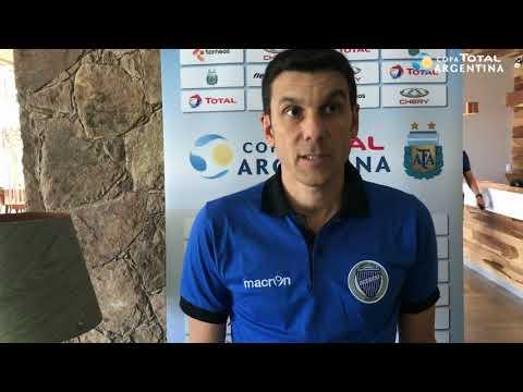 Mauricio Larriera - DT de Godoy Cruz
