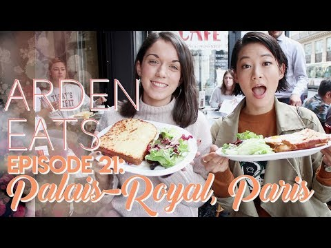 ARDEN EATS | Episode 21: Palais-Royal (Paris)