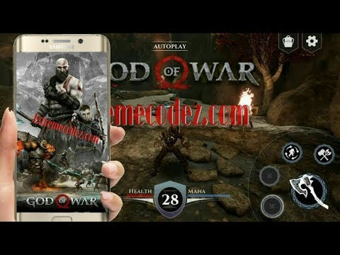 God Of War 4 Game 150MB Apk And Obb For Android Download Link