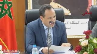"""العامل """"شينان"""" يصدم """"بوگطاية"""" و""""لبداوي""""  يقمع """"محمود"""" خلال دورة المجلس الإداري للوكالة الحضرية"""