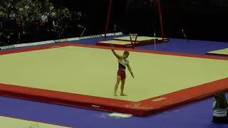 Fabian Hambüchen - FX - Superstars of Gymnastics Video