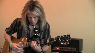 Doug Aldrich Whitesnake Slow Blues Loop using Ditto Looper & Flashback x4 Download