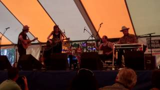 Sera Cahoone - Worry All Your Life - Meadowgrass - May 24, 2013