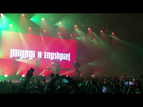 MiyaGi & Эндшпиль - Райзап (live) СПб клуб А2