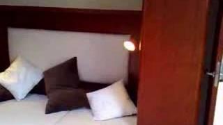 Hansa 63 Yacht Interior Cabin