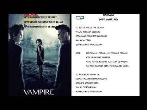 IKA VUJE - RAHASIA (OST VAMPIRE) Video Lyric Mp3