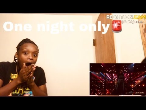 The Voice 2018 Kyla Jade Top 12: One night only REACTION