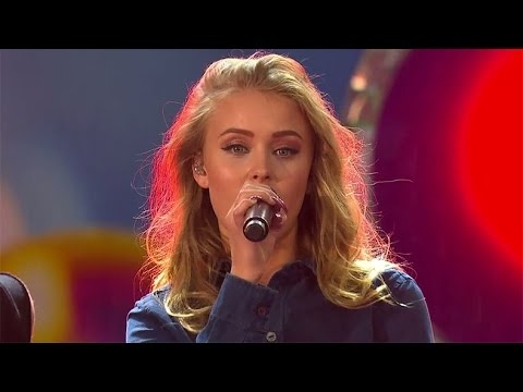 Zara Larsson - Lush life - Early live version