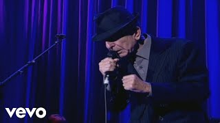 Leonard Cohen - I'm Your Man (Live in London)