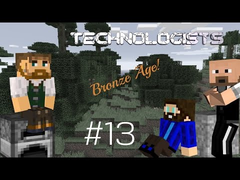 The Technologists Episode 13 (Minecraft) - Finishing the Smeltery