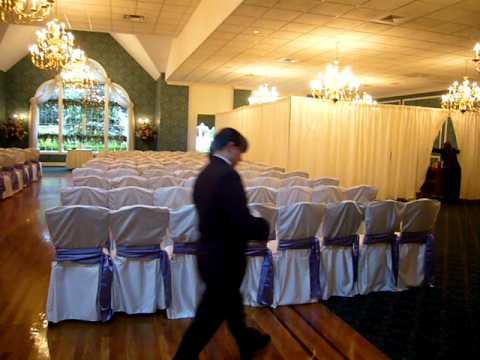 East Wind Caterers Estate indoor Ceremony