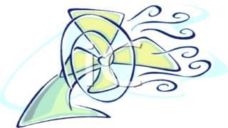 Fan Blowing Sound Effect (Wind Tunnel Effect)